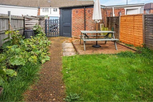 Rear Garden of Claudeen Close, Swaythling, Southampton SO18