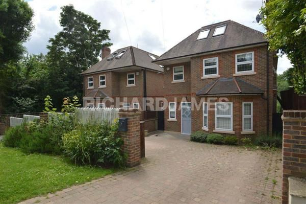 Thumbnail Detached house for sale in Milespit Hill, London