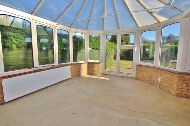 Conservatory of Highland Drive, Oakley, Basingstoke RG23