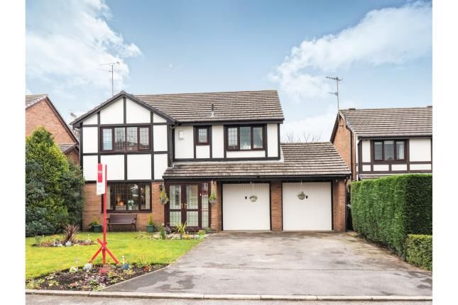 Thumbnail Detached house for sale in Swallow Close, Carrbrook, Stalybridge, Greater Manchester