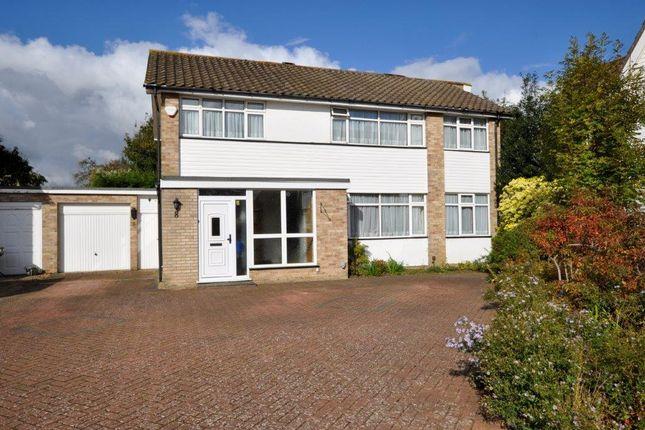Thumbnail Detached house for sale in Charlton Close, Uxbridge