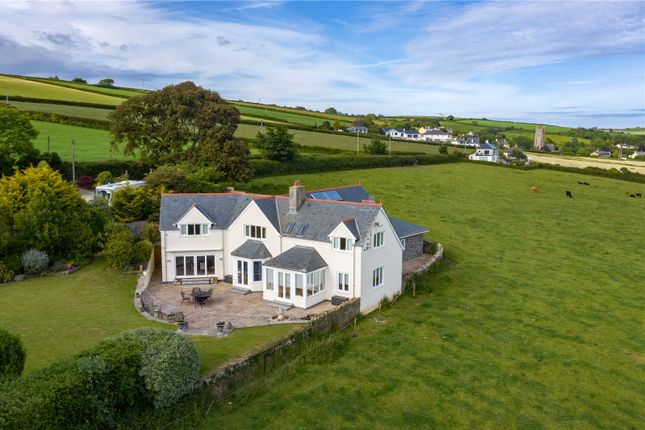 Thumbnail Detached house for sale in South Milton, Kingsbridge, Devon
