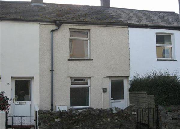 Thumbnail Terraced house to rent in Addington North, Liskeard