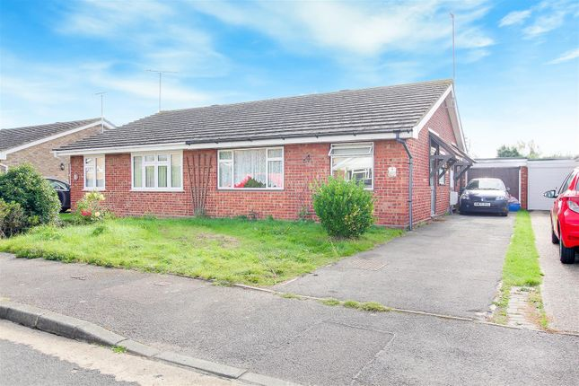 Thumbnail Semi-detached bungalow for sale in Poplar Grove, Burnham-On-Crouch