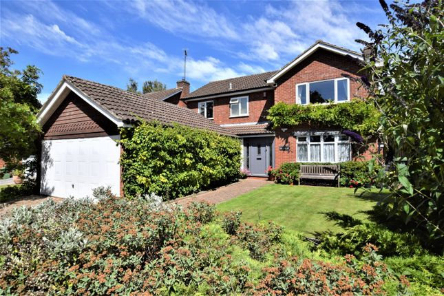 Thumbnail Detached house for sale in Belle Vue Terrace, Hampton-In-Arden, Solihull