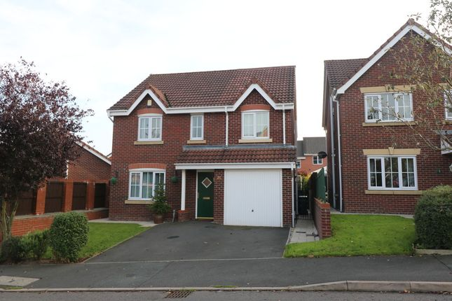 4 bed detached house for sale in Emerald Way, Milton, Stoke On Trent