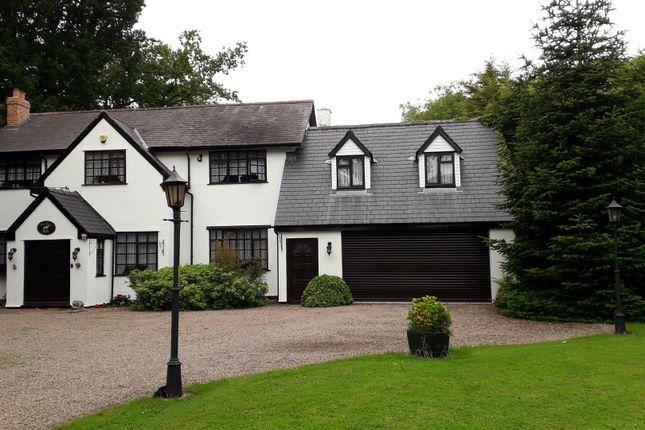 Thumbnail Detached house for sale in Packhorse Lane, Hollywood, Birmingham, West Midlands
