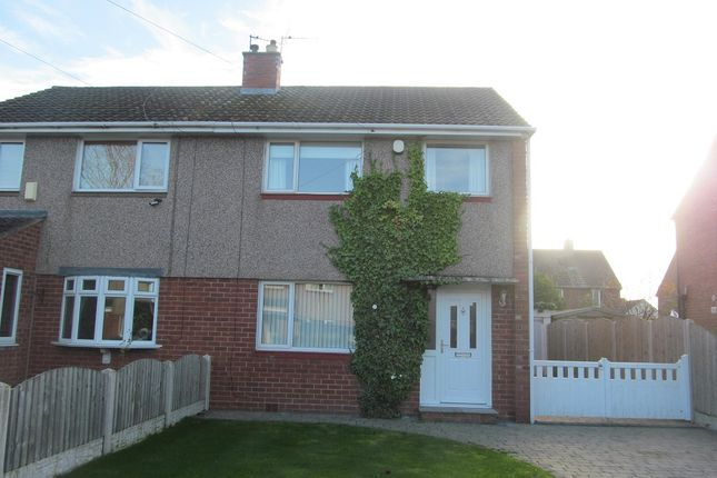 Thumbnail Semi-detached house to rent in Chertsey Bank, Carlisle, Carlisle