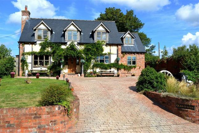 Thumbnail Detached house for sale in Glan-Y-Llyn, Carno, Caersws, Powys