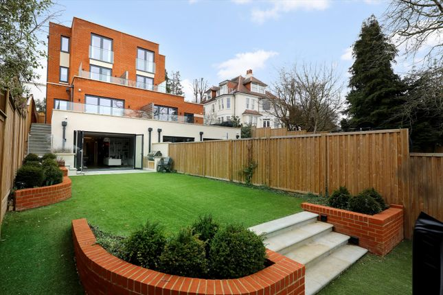 Thumbnail Semi-detached house for sale in Arterberry Road, London