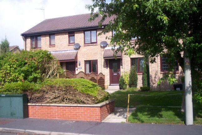 Thumbnail Town house to rent in Eavestone Grove, Harrogate