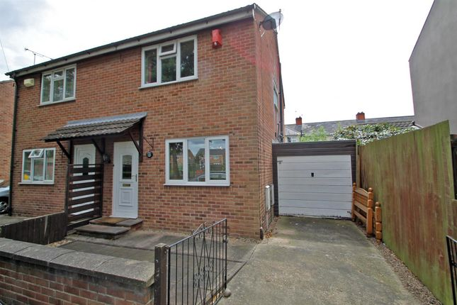 Thumbnail Semi-detached house for sale in Curzon Street, Netherfield, Nottingham