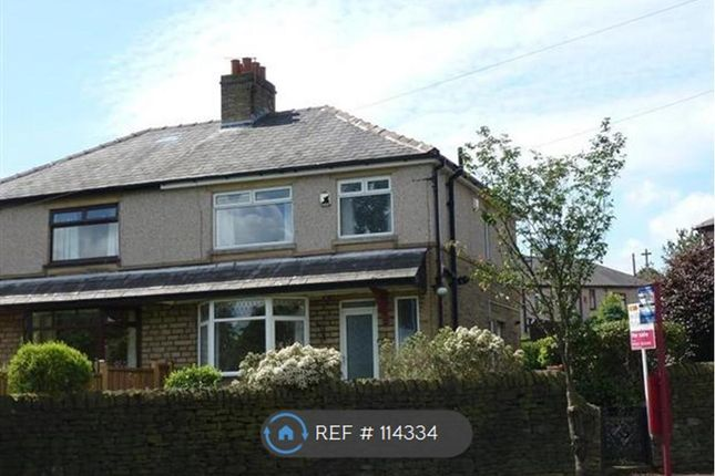 Thumbnail Semi-detached house to rent in New Pellon, Halifax