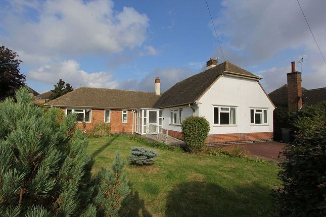 3 bed detached bungalow for sale in Fermain Close, Evington, Leicester, Leicestershire