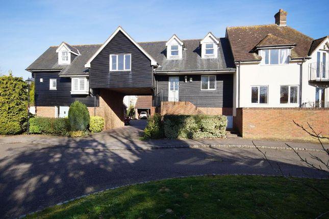 2 bed maisonette to rent in Millfield, The Street, Bramber, West Sussex BN44