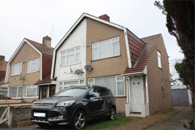 Thumbnail Semi-detached house for sale in Eton Road, Hayes