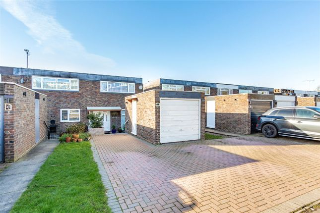 3 bed end terrace house for sale in Wickham Place, Kingswood, Essex SS16