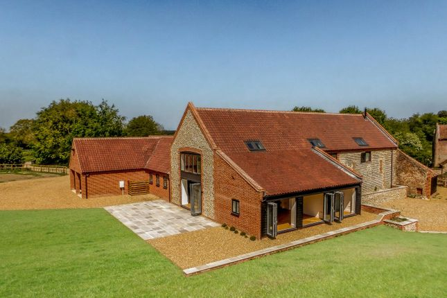 Thumbnail Property for sale in Rectory Road, Edgefield, Melton Constable, Norfolk