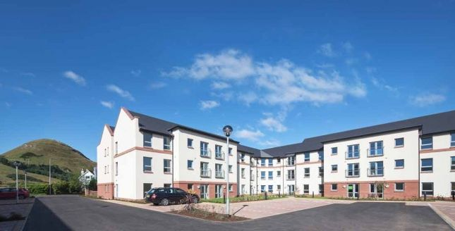Thumbnail Flat for sale in Heugh Road, North Berwick, East Lothian