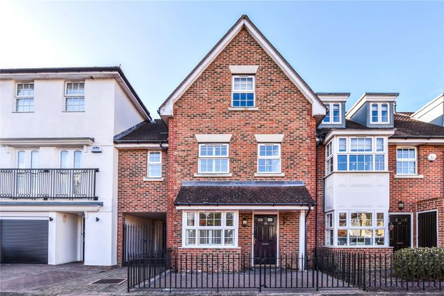 Thumbnail End terrace house for sale in Williams Way, Bexley Park, Kent