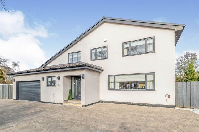 Thumbnail Detached house for sale in Hartburn Avenue, Stockton-On-Tees