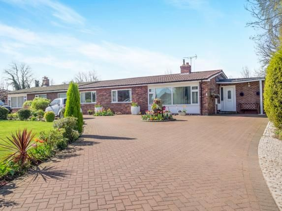 Thumbnail Bungalow for sale in Jasper Close, Radcliffe-On-Trent, Nottingham, Nottinghamshire