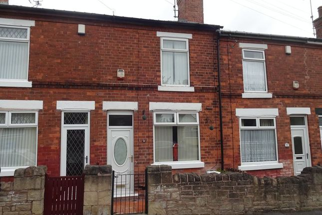 Thumbnail Terraced house to rent in George Street, Mansfield