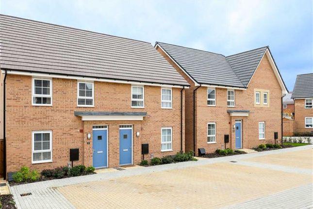 Thumbnail Semi-detached house for sale in Carters Lane, Fairfields, Milton Keynes, Bucks