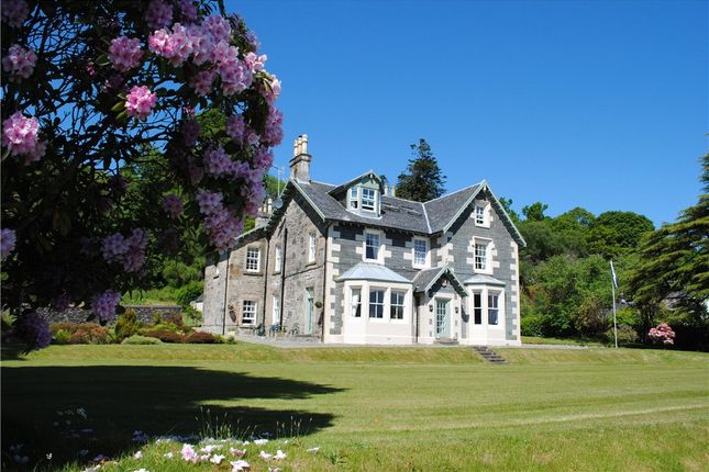 Thumbnail Detached house for sale in Allt-Na-Craig House, Tarbert Road, Ardrishaig, Argyll And Bute
