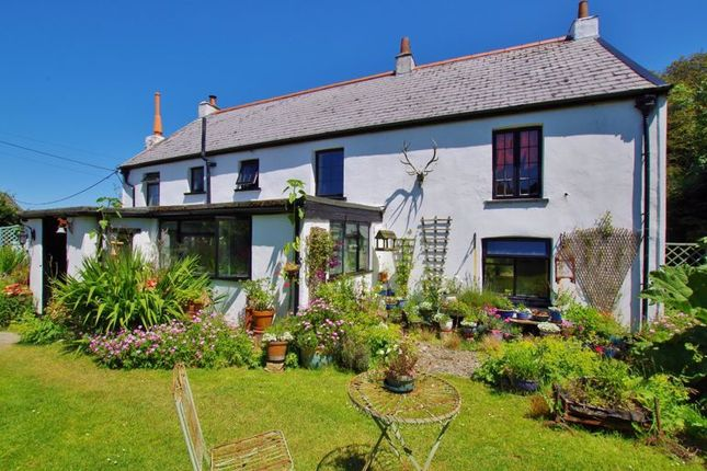 Thumbnail Equestrian property for sale in High Bullen Farm, Ilkerton, Lynton