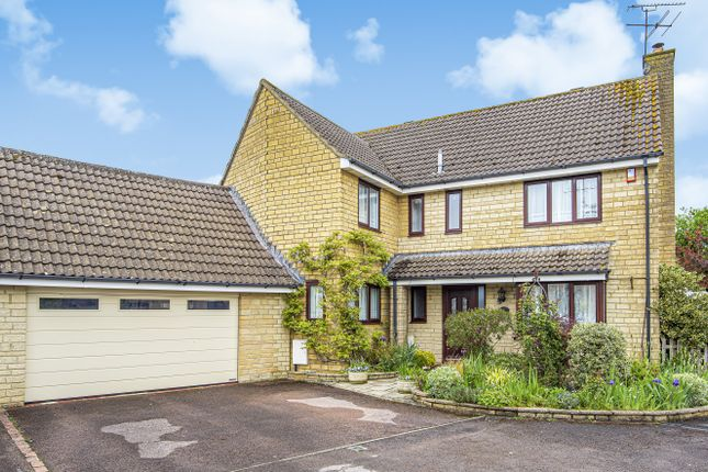 Thumbnail Detached house for sale in The Cursus, Lechlade