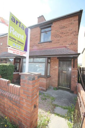 Thumbnail Semi-detached house to rent in Connsbrook Avenue, Belfast