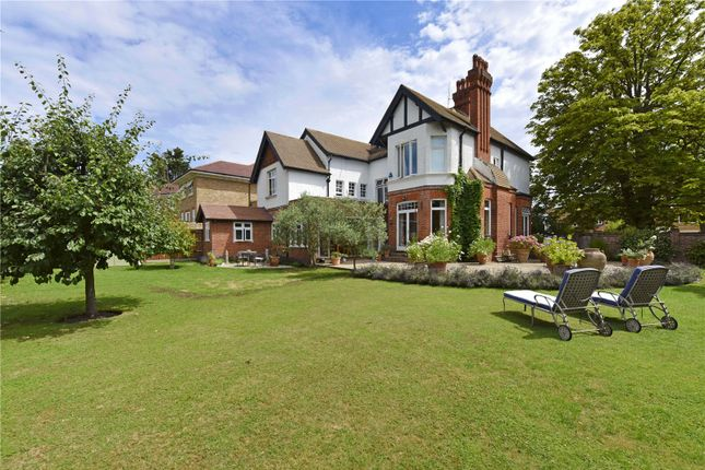 Thumbnail Detached house to rent in Bolton Avenue, Windsor, Berkshire
