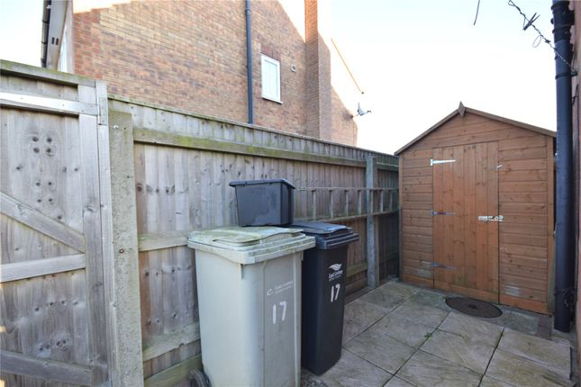 Rear Garden of Bramley Close, Louth, Lincolnshire LN11