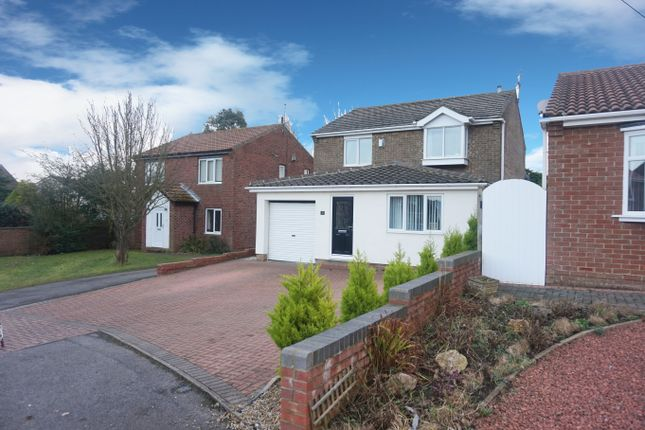 4 bed detached house for sale in Chelston Close, Hartlepool