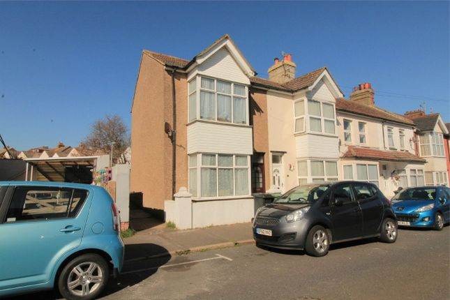 Thumbnail End terrace house for sale in Suffolk Road, Bexhill On Sea, East Sussex