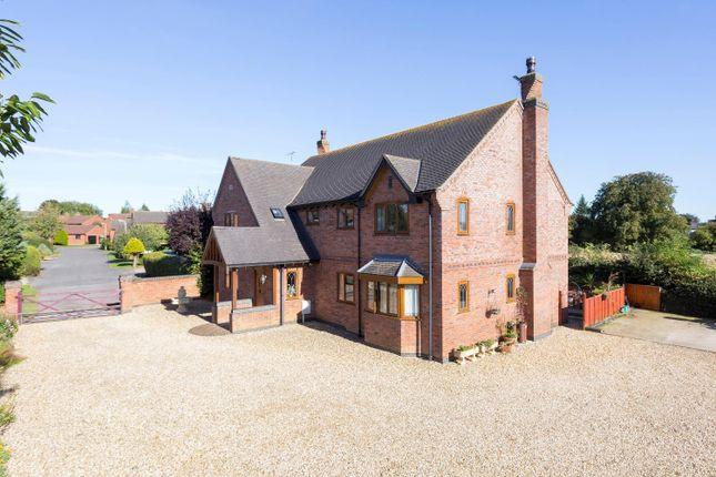 Thumbnail Detached house for sale in Spinney Close, Gilmorton, Lutterworth