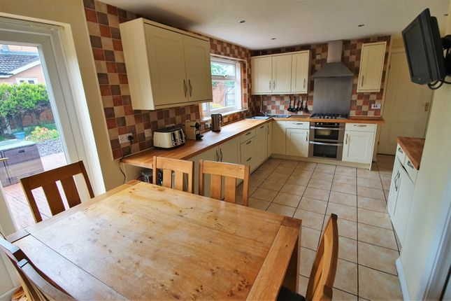 Kitchen/Diner of The Huntings, Kirby Muxloe, Leicester LE9