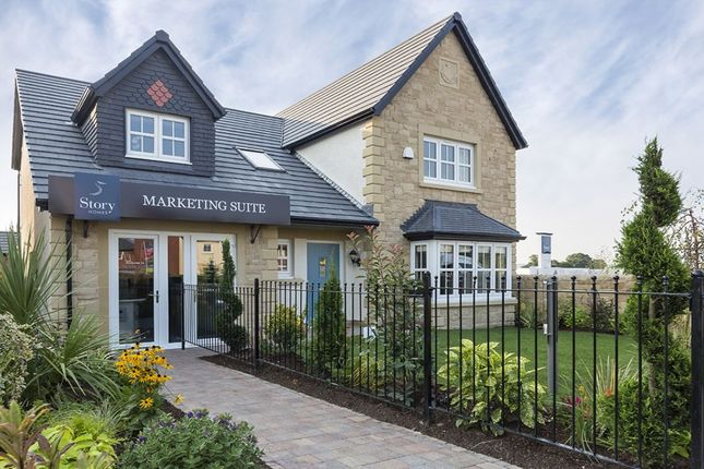 Thumbnail Detached house for sale in Taunton, Waterside, Cottam Way, Cottam, Preston