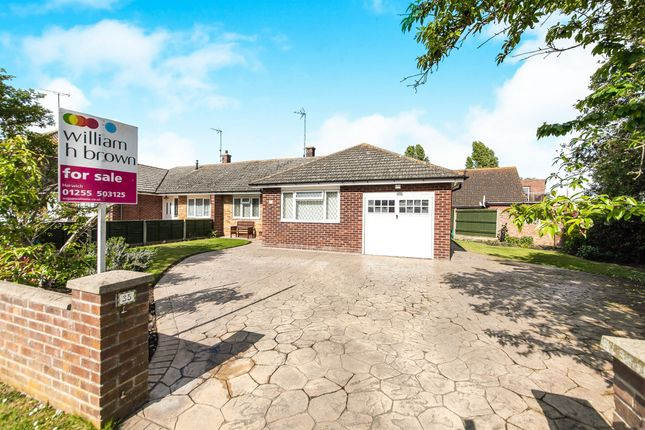 2 bed semi-detached bungalow for sale in Kreswell Grove, Dovercourt, Harwich