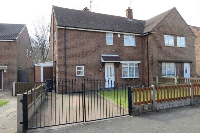 Thumbnail Semi-detached house to rent in Great Arthur Street, Smethwick