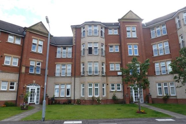 Thumbnail Flat to rent in Mill Brae Court, Ayr