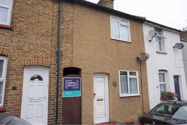 Thumbnail Terraced house to rent in Ivy Street, Gillingham