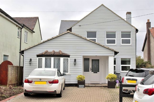 3 bed detached house for sale in Broxted, Dunmow, Essex
