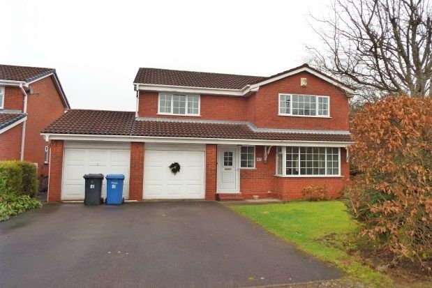 Thumbnail Property to rent in Castle Green, Westbrook, Warrington
