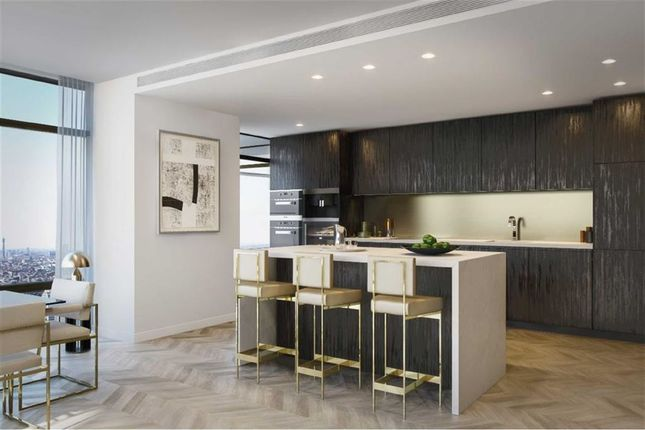 Thumbnail Flat for sale in 2 Principal Place, London