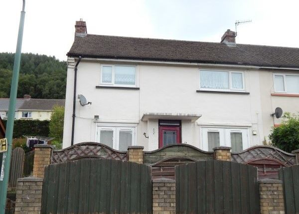 Thumbnail Semi-detached house for sale in George Daggar Avenue, Abertillery
