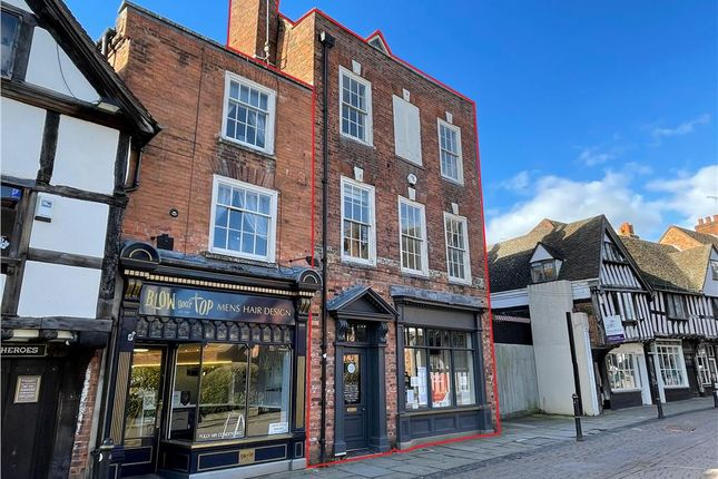 Thumbnail Retail premises to let in 22 Friar Street, Worcester, Worcestershire