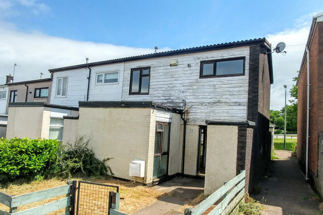 Thumbnail End terrace house for sale in Haldane Court, Rudry, Caerphilly