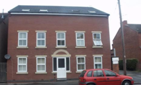Thumbnail Flat to rent in Broad Street, Coventry
